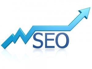SEO chart going up