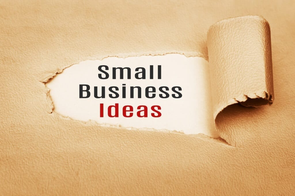 image of Small Business Ideas graphic